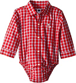 Plaid Bodysuit (Infant)