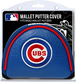 Team Golf MLB Golf Club Mallet Putter Headcover, Fits Most Mallet Putters, Scotty Cameron, Daddy Long Legs, Taylormade, Odyssey, Titleist, Ping, Callaway
