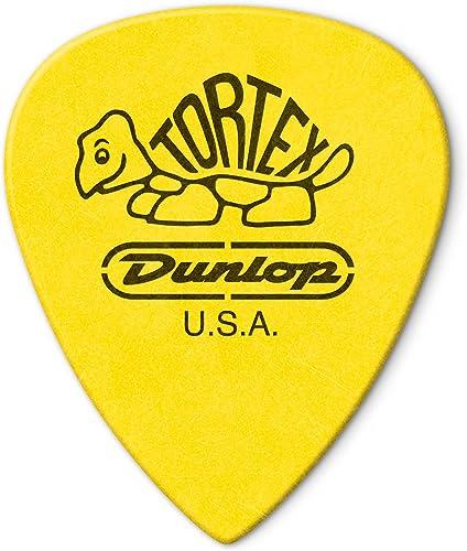 Dunlop Tortex T3 - Púas de guitarracon punta afilada