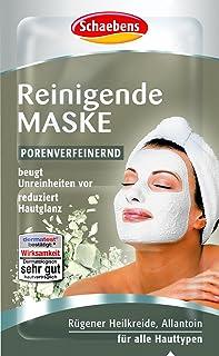Schaebens Reinigende Maske, 10er Pack 10 x 10 ml