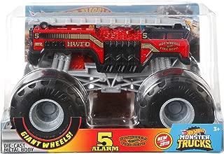 Best fire truck monster truck Reviews
