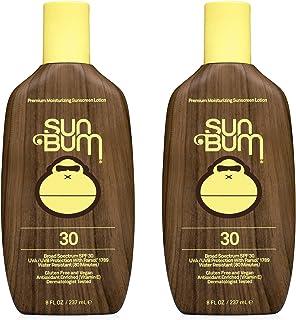 Sun Bum Sun Bum Original Spf 30 Sunscreen Lotion Vegan and Reef Friendly (octinoxate & Oxybenzone Free) Broad Spectrum Moi...