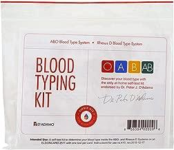 Best diy blood type Reviews