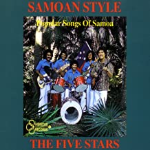 five stars samoan songs
