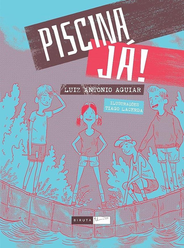 ポゴスティックジャンプ高潔な抽象Piscina Já! (Portuguese Edition)