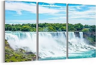 niagara falls canvas