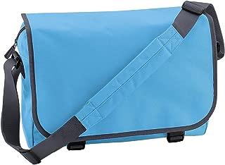 Messenger bag - Surf Blue/Graphite grey -
