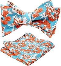 Best oversized self tie bow tie Reviews