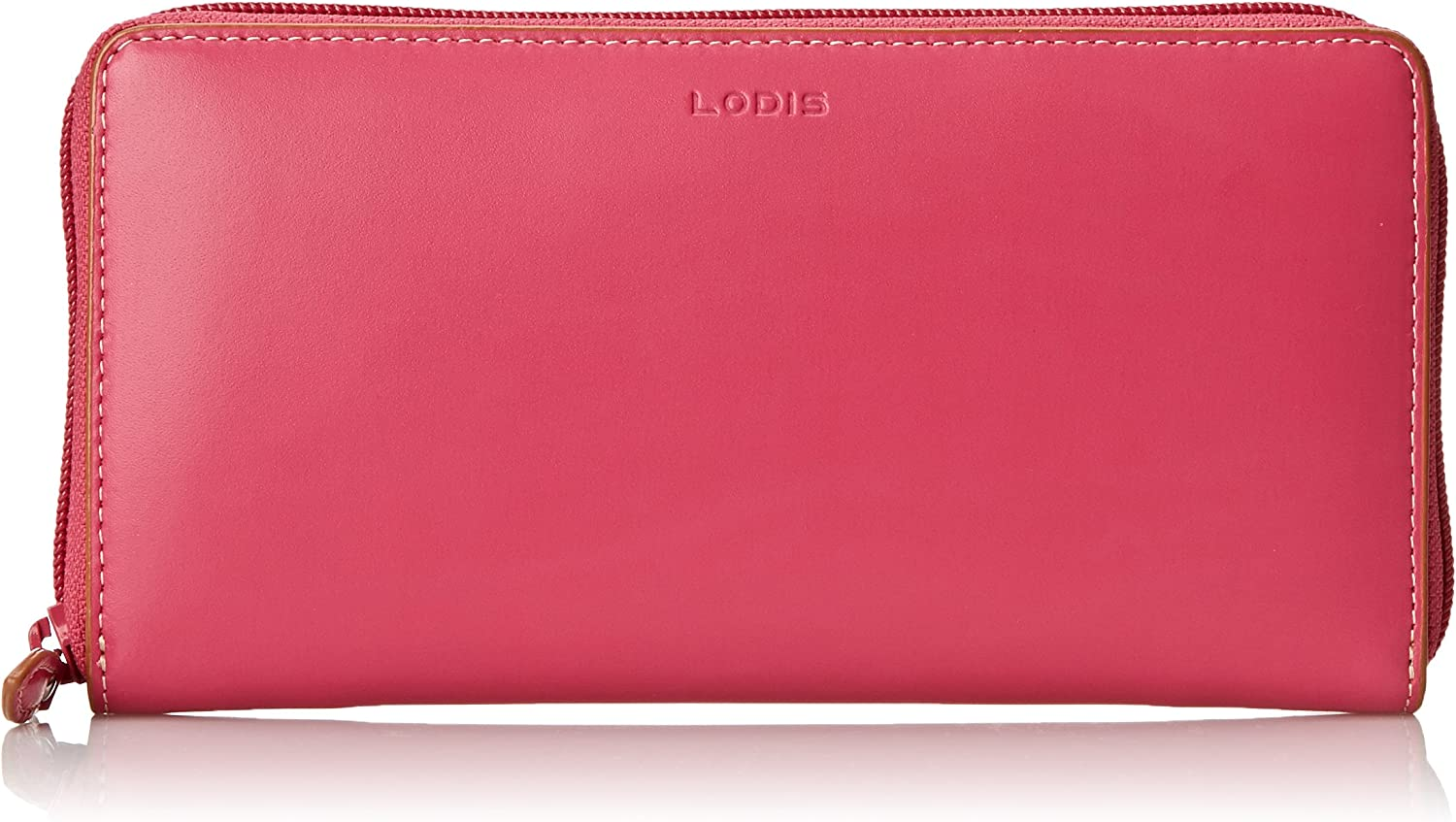 Lodis Audrey Iris Zip Around Wallet