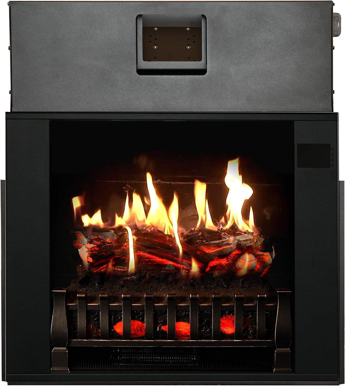Buy MagikFlame Electric Fireplace 20 Insert   Large Black Firebox ...