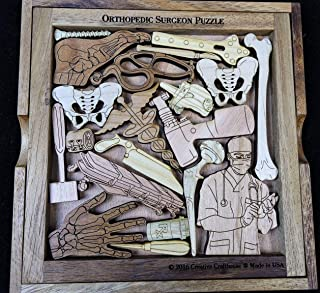 The Orthopedic Surgeon Puzzle – tougher than a hip replacement?