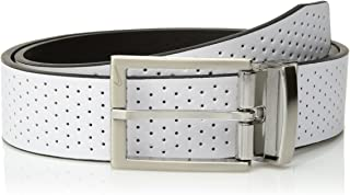 Nike Men's Perforated Reversible Belt