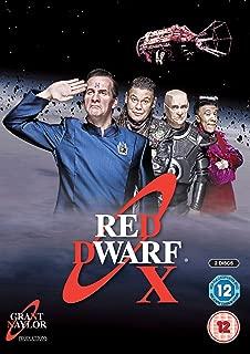 Red Dwarf X anglais