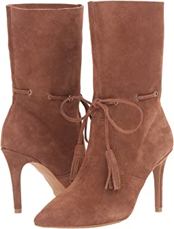 Tan Split Suede