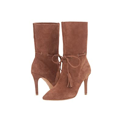 French Connection Rowdy (Tan Split Suede) Women