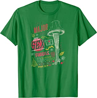 Best a christmas story mens t shirt Reviews