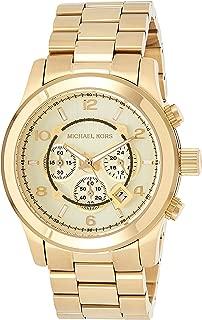 Mens Runway Chronograph Watch MK8077