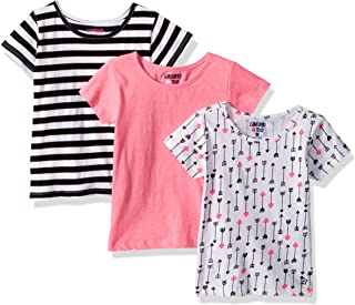 Limited Too Girls' 3 Pack T-Shirt