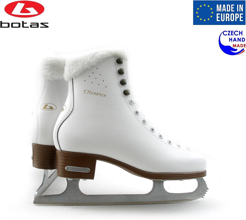 Dagmar Girls Models Diana David//Figure Ice Skates for Women Kids//Sabrina Blades Men Botas Boys