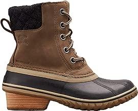 Sorel - Women's Slimpack Lace II Waterproof Insulated Boot, Major, 9 M US