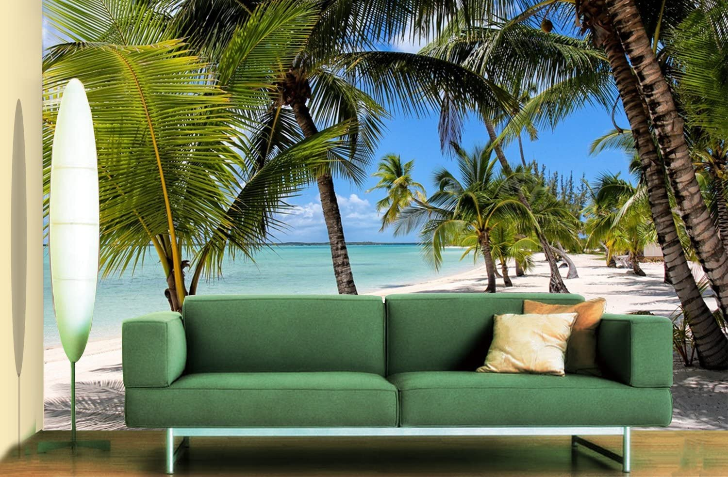Details about  /3D Beautiful Beach Scenery 35 Wall Paper Wall Print Decal Wall AJ Wall Paper
