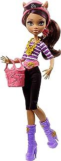 Mattel DTV84 muñeca - Muñecas (Multicolor, Femenino, Chica, 6 año(s), Catrine Clawdeen Wolf, 270 mm)