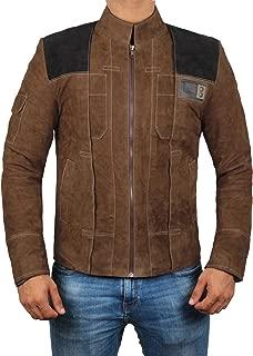 Finn Brown Vintage Lambskin Leather Jackets for Men