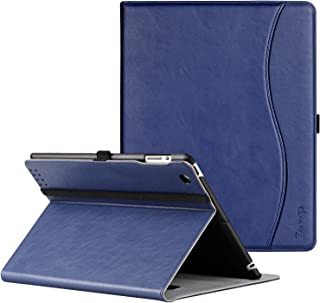 Ztotop iPad 2/3/4 Case - Premium PU Leather Business Slim Folding Stand Folio Cover with Auto Wake/Sleep for iPad 4th Generation with Retina Display, iPad 3, iPad 2,Navy Blue