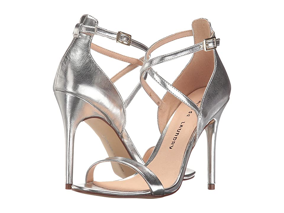 Chinese Laundry Lavelle (Silver Dazzle Me) High Heels