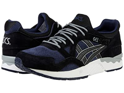ASICS Tiger Gel-Lyte V (Midnight/Performance) Athletic Shoes