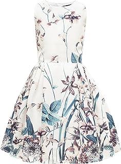 فستان للفتيات الصغيرات 'Kira' Vintage 50 من BlackButterfly