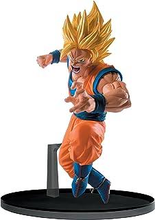 "Banpresto Dragon Ball Super 5.1"" Super Saiyan 2 Goku Figure, Scultures Big BudoUKai 6, Volume 4"