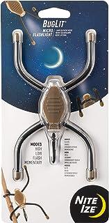 مصباح يدوي صغير مثبت أو مصباح مهام قابل للتعليق، من نايت أيز BGT02-29-R7، ذئب ذئب