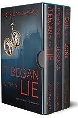 Secrets of Redemption Series: Books 1-3 Kindle Edition