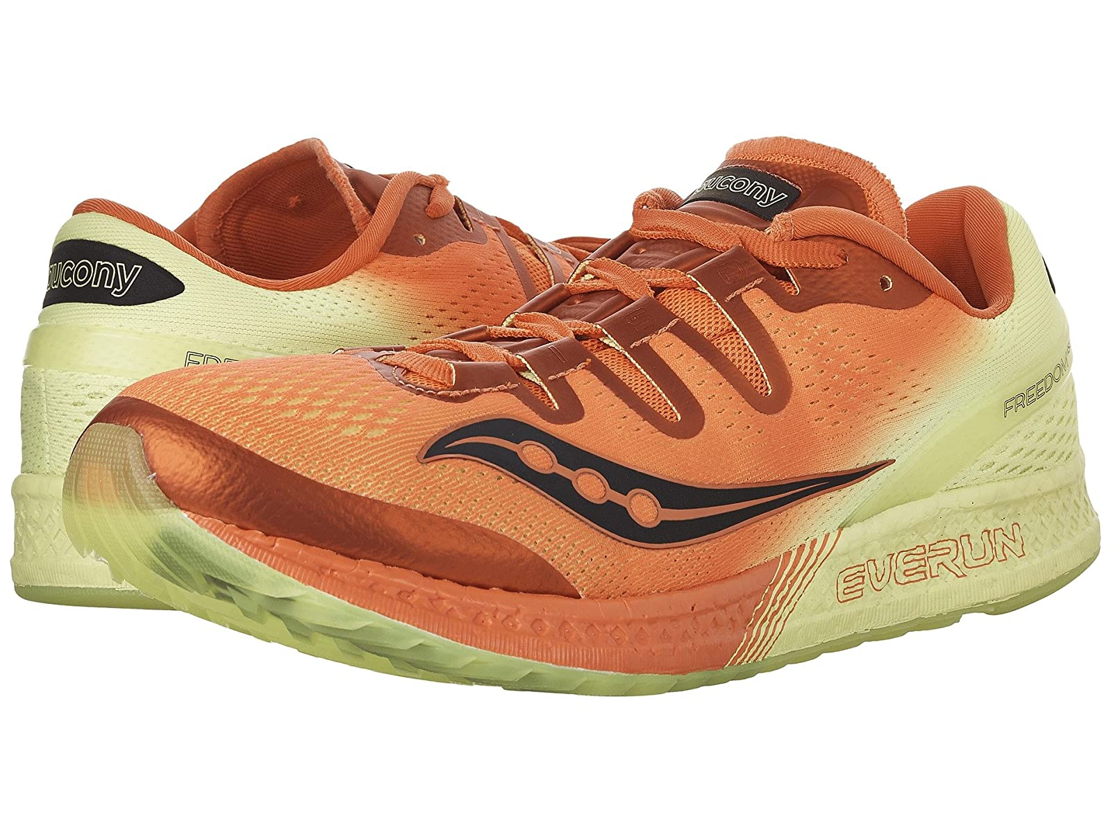 Saucony Freedom ISOAtmospheric grades have affordable shoes