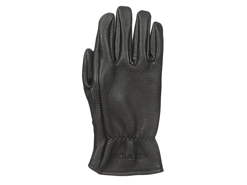 Red Wing Heritage Lined Gloves (Black Buckskin) Cycling Gloves