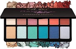L.A Girl Fanatic Eyeshadow Palette, Wanderlust, 12 g