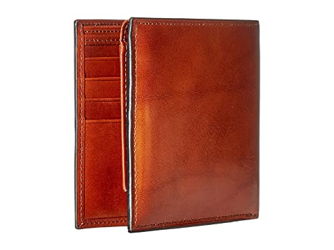 Bosca D Leather w crédito I Passcase Cartera Amber de Old Collection ZUUq8wBPrx