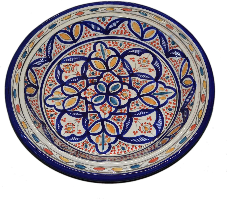 Sale Special Price Discount mail order Moroccan Shallow Plate kasria Deep Casriya Couscous Gsaa Bowl Ke
