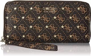 GUESS Affair Q-Logo Large Zip Around Wallet