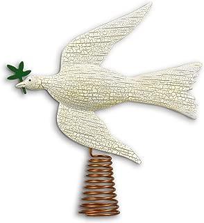 George Washington's Mount Vernon Dove of Peace Tree Topper