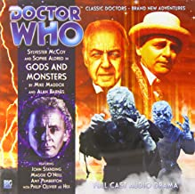 doctor who gods and monsters