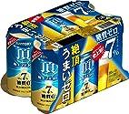 【糖質ゼロ、アルコール7%】サントリー 頂 <いただき> 極上ZERO 350ml×6本