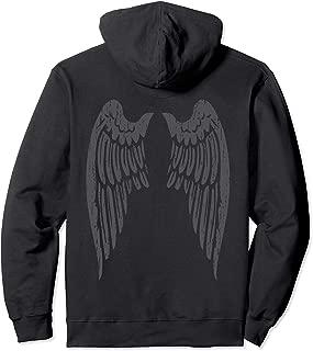 hoodie wings on back