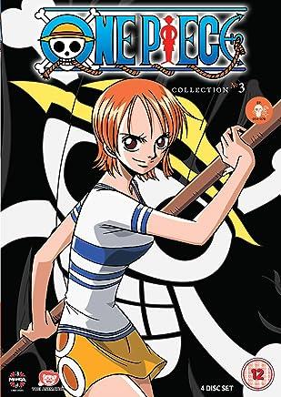 One Piece (Uncut) Collection 3 (Episodes 54-78) [Region 2] [UK Edition] [DVD] [Import anglais]