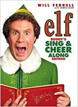 buddy elf dvd