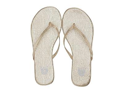 Amiana 12-885 (Toddler/Little Kid/Big Kid/Adult) (Gold Iridescent Lizard) Girls Shoes