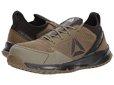 Reebok Work All Terrain Work (Sage/Black) Men