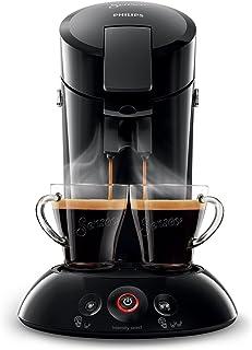 Philips Senseo Ekspres do Kawy na Saszetki (Crema Plus, Wybór Mocy Kawy) Czarny