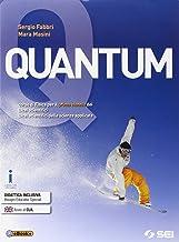 Scaricare Libri Quantum. Con laboratorio. Corso di fisica per il primo biennio dei Licei scientifici e Licei scientifici delle scienze applicate PDF
